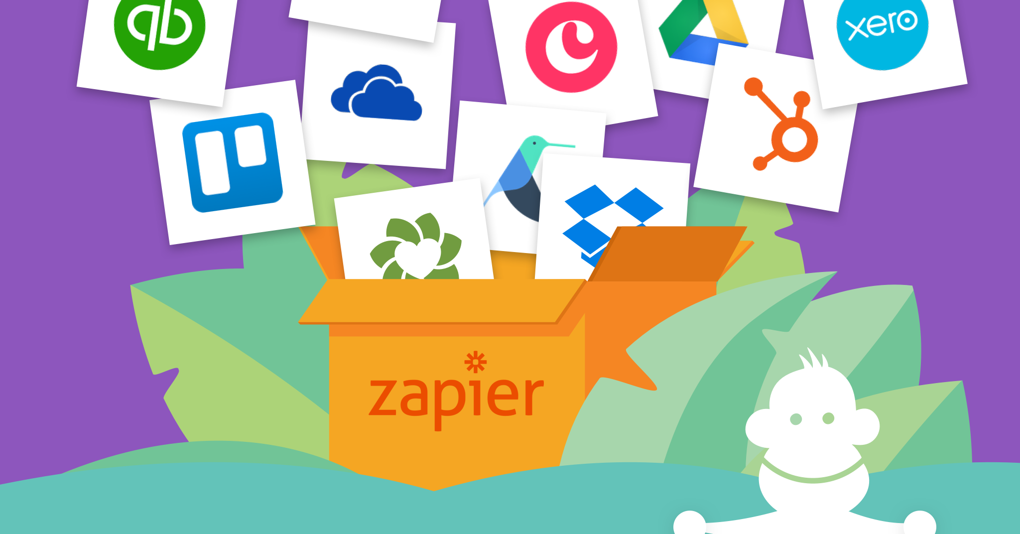Malcolm! plugs into Zapier