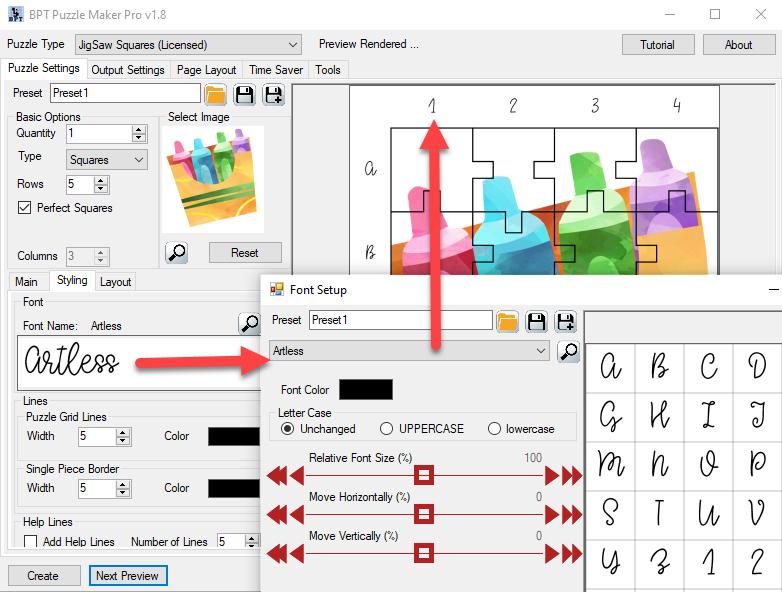Jigsaw 015 - Font Styling.png