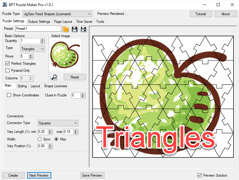 Jigsaw 039 - Triangles with Square Connectors.png