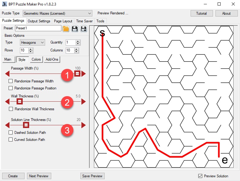 20 Mazes 2D - Style.png