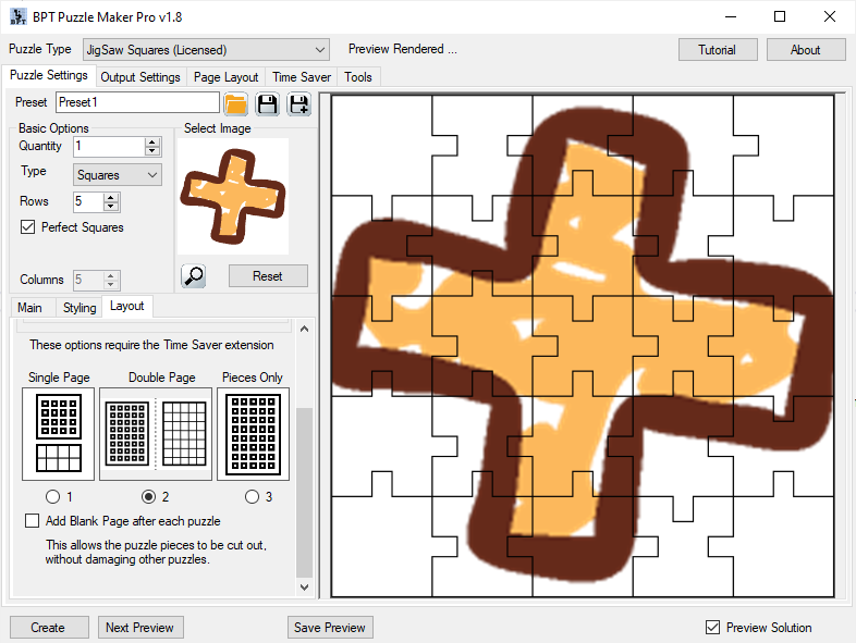 Jigsaw 022 - Layout Double Page Puzzle Pieces.png