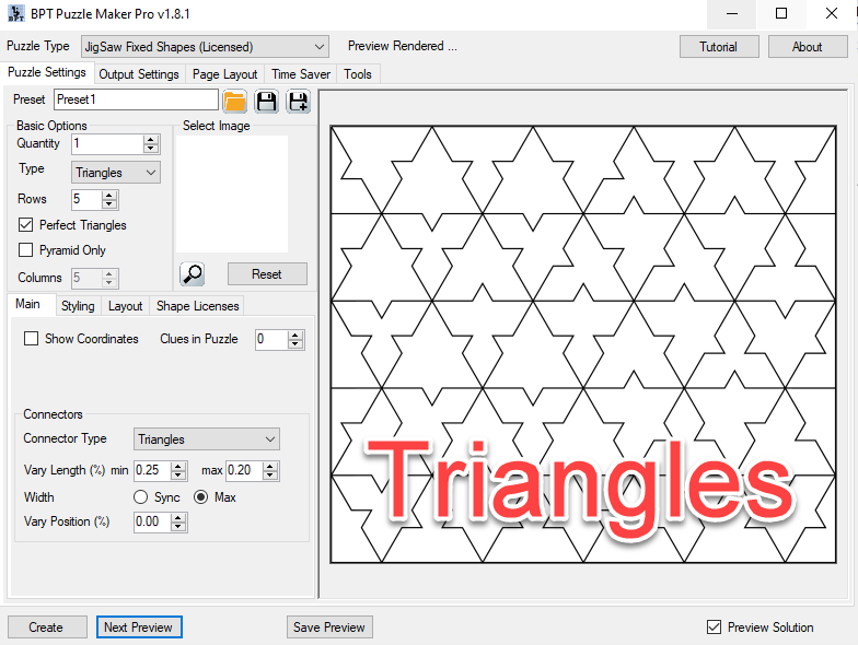 Jigsaw 024 - Blank Triangles Puzzle.png